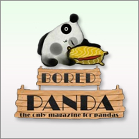 Bored Panda is an online editorial with one mission: to fight boredom. The magazine presents strikingly visual articles focusing primarily on unconventional art in any form, both bizarre and beautiful.